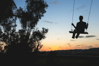 There's Nothing Quite Like a Tree Swing!